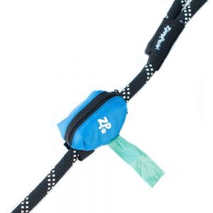 Leash Bag Dispenser Blue