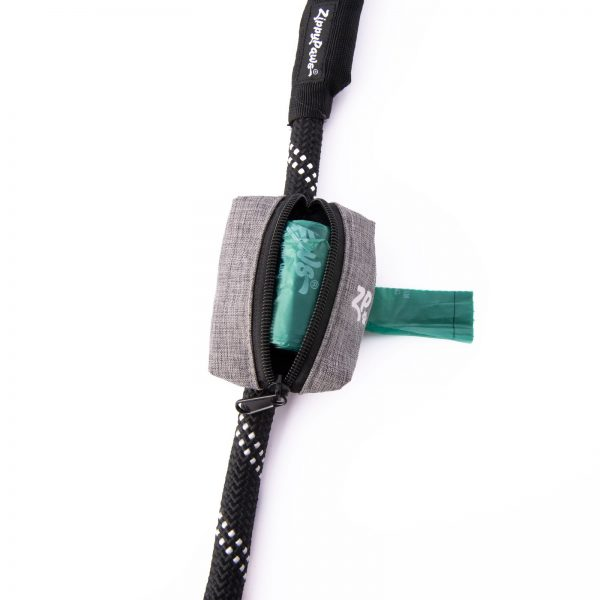 Adventure Leash Bag Dispenser - Forest Green by Zippy Paws