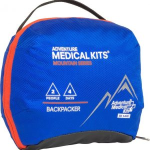 Mountain Series Backpacker Medical Kit