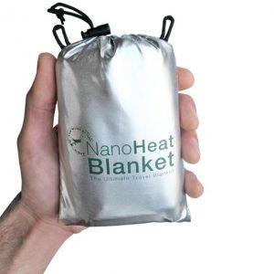 NanoHeat Travel Blanket