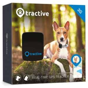 TRACTIVE GPS 3G Dog and Cat Tracker