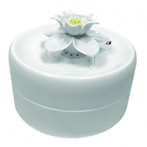 PIONEER PET MAGNOLIA PETAL FRESH WATER PET DRINKING FOUNTAIN