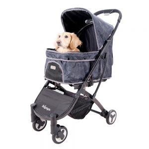 Speed Fold Pet Stroller