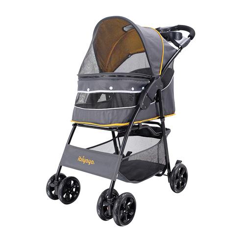 Cloud 9 Mustard Yellow Pet Stroller