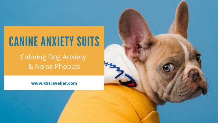 Canine Anxiety Suits | Calming Dog Anxiety & Noise Phobias