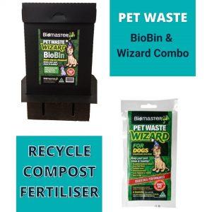 pet waste combo