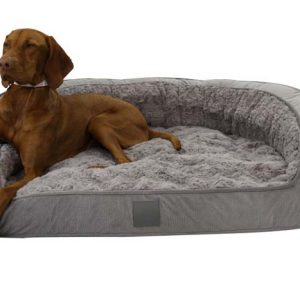 dog lounge bed